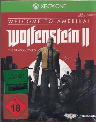 Wolfenstein 2 - The New Colossus (Welcome to Amerika! Edition, German Edition)