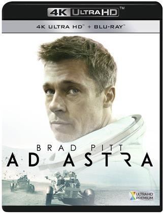 Ad Astra (2019) (4K Ultra HD + Blu-ray)