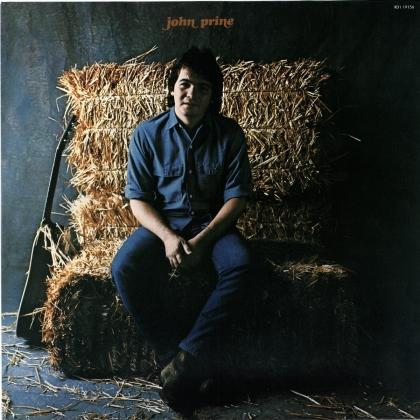 John Prine - --- (2020 Reissue, Rhino, LP)