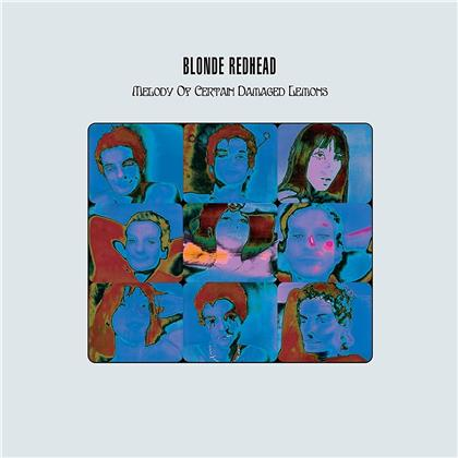 Blonde Redhead - Melody Of Certain Damaged Lemons (2020 Reissue, Colored, LP)