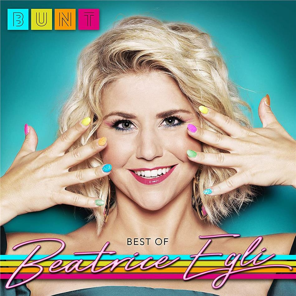 Beatrice Egli - Bunt - Best Of (Deluxe Edition, 2 CDs)