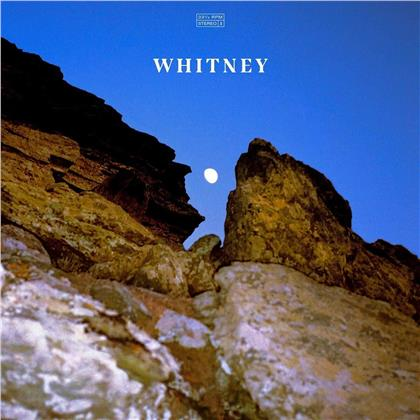 Whitney - Candid (Clear Blue Vinyl, LP)