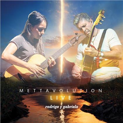 Rodrigo Y Gabriela - Mettavolution Live (2 LPs)