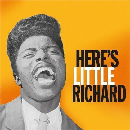 Little Richard - Heres Little Richard (2020 Reissue, LP)