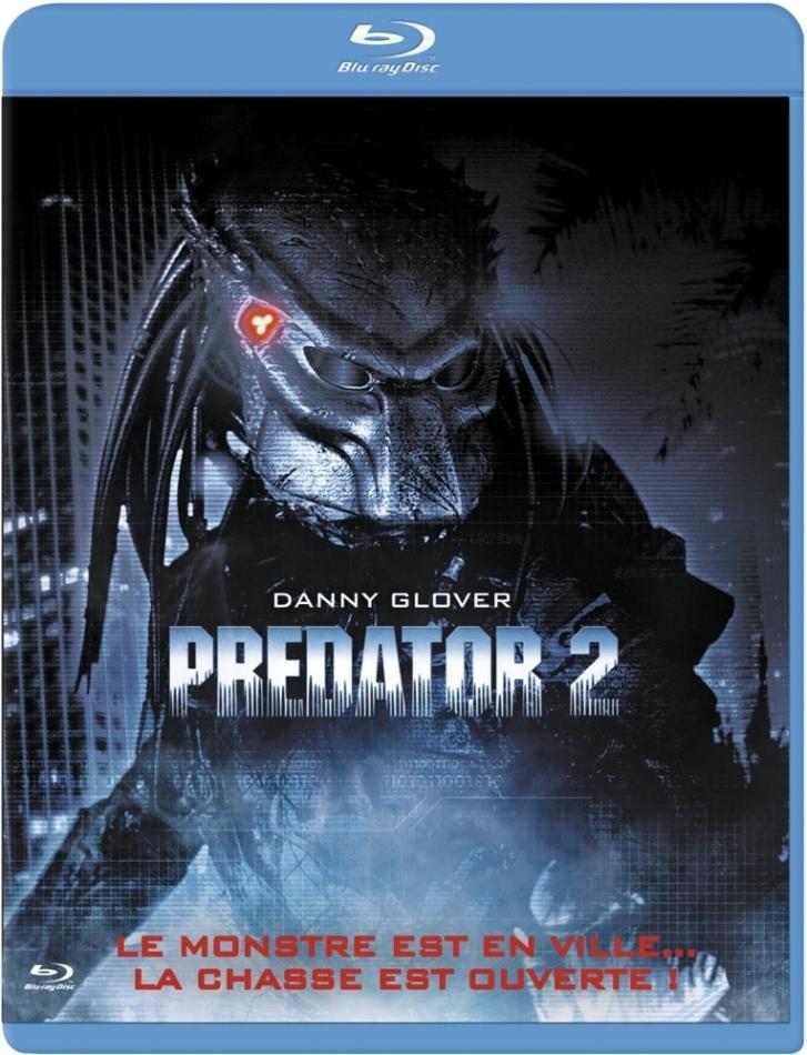 Predator 2 (1990) (Blu-ray + DVD)