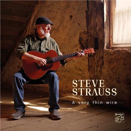 Steve Strauss - A Very Thin Wire - Stockfisch Records (Hybrid SACD)