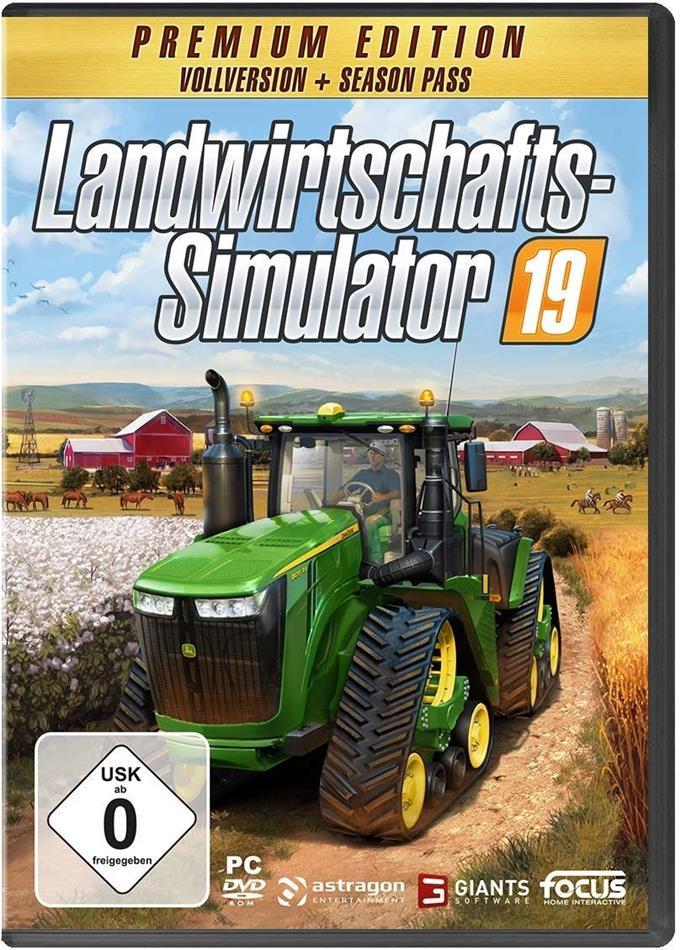 Landwirtschafts-Simulator 19 (German Premium Edition)