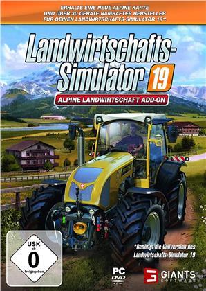Landwirtschafts-Simulator 19 - Offizielles Add-On: Alpine Landwirtschaft (German Edition)
