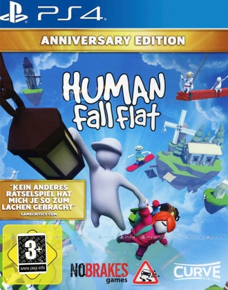 Human: Fall Flat (Édition Anniversaire)