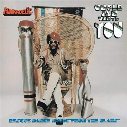Funkadelic - Uncle Jam Wants You (2020 Reissue, Charly Records, LP)