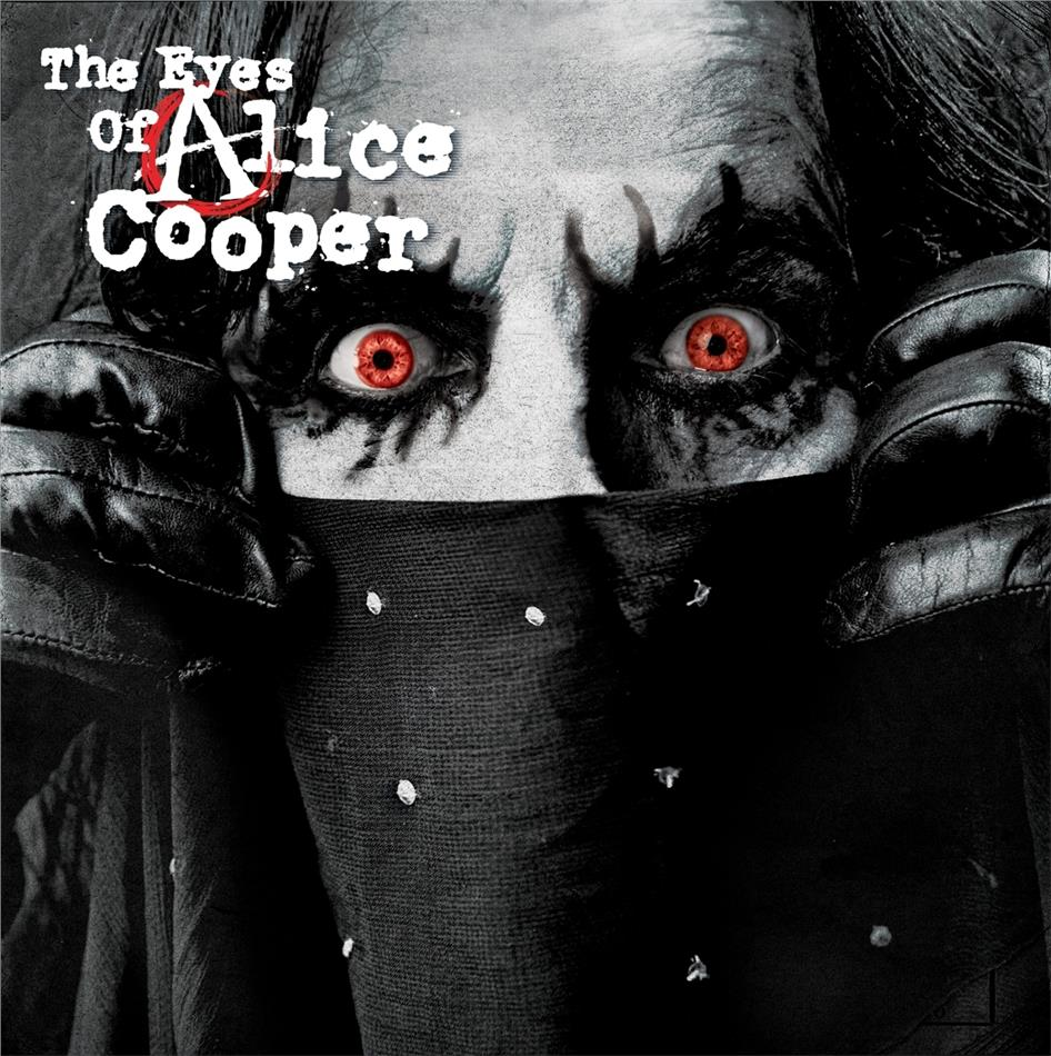 Alice Cooper - Eyes Of Alice (2020 Reissue, Earmusic Classics, LP)