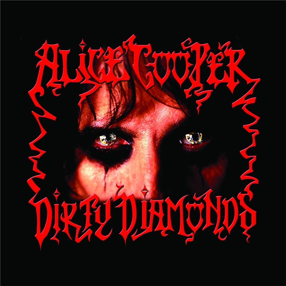 Alice Cooper - Dirty Diamonds (2020 Reissue, Earmusic Classics, LP)