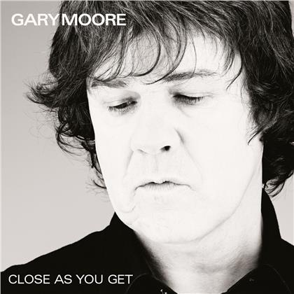Gary Moore - Close As You Get (2020 Reissue, Earmusic Classics, 2 LPs)