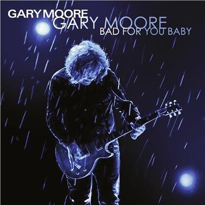 Gary Moore - Bad For You Baby (2020 Reissue, Earmusic Classics, 2 LPs)