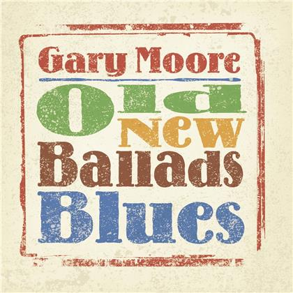 Gary Moore - Old New Ballads Blues (2020 Reissue, Earmusic Classics, 2 LPs)