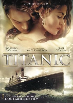 Titanic (1997) (2 DVDs)