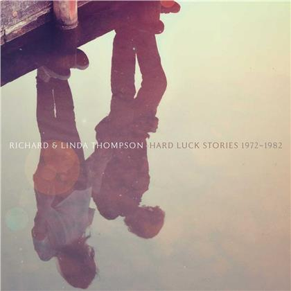 Richard Thompson & Linda Thompson - Hard Luck Stories (1972 - 1982) (8 CDs)