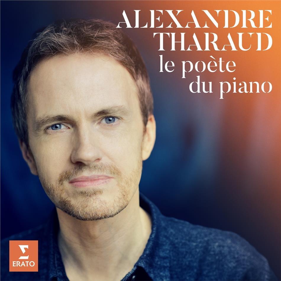 Alexandre Tharaud, Johann Sebastian Bach (1685-1750), Jean-Philippe Rameau (1683-1764), Frédéric Chopin (1810-1849) & Sergej Rachmaninoff (1873-1943) - Le Poète du piano (3 CDs)