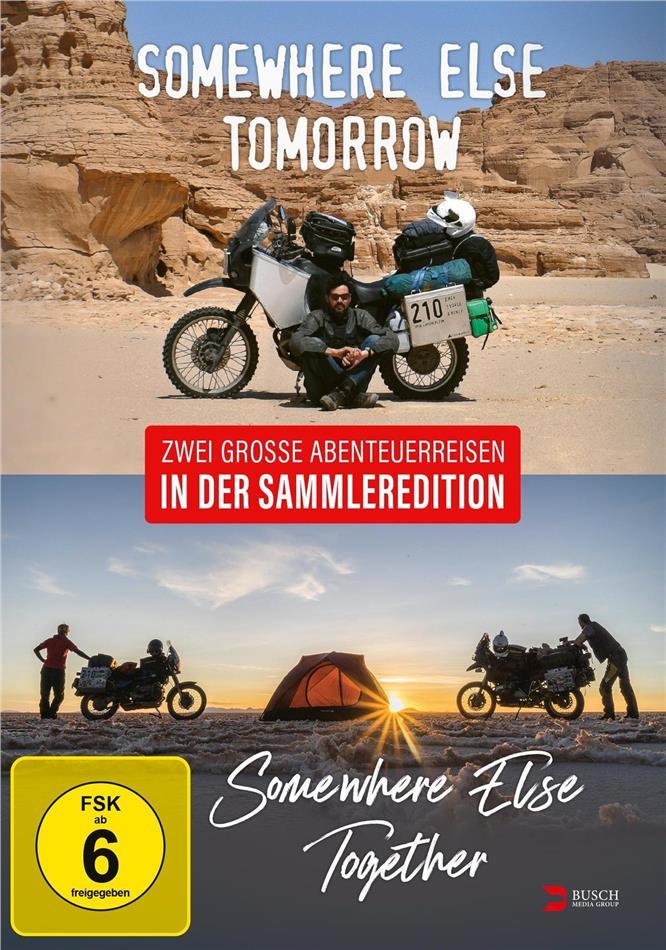 Somewhere Else Tomorrow / Somewhere Else Together (2 DVDs)