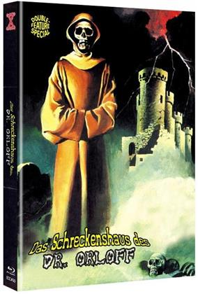 Das Schreckenshaus des Dr. Orloff (1970) (Cover E, Limited Edition, Mediabook, Uncut, Blu-ray + DVD)