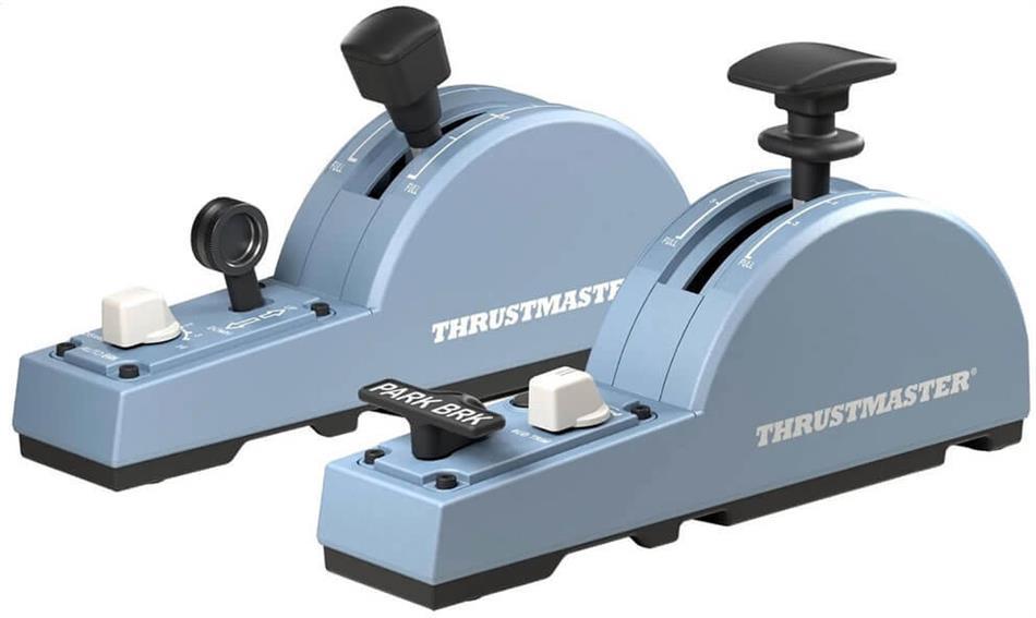 Thrustmaster - TCA Quadrant Add-On Airbus Edition