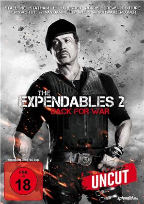 The Expendables 2 - Back For War (2012) (Uncut)