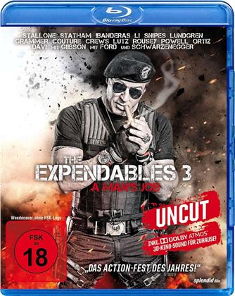 The Expendables 3 - A Man's Job (2014) (Uncut)