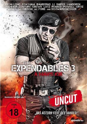 The Expendables 3 - A Man's Job (2014) (Uncut)