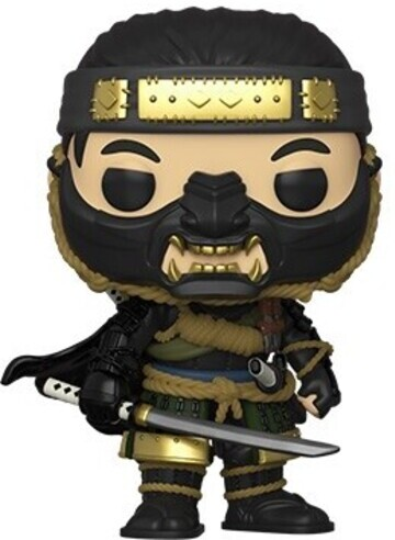 Funko Pop! Games: - Ghost Of Tsushima - Jin Sakai