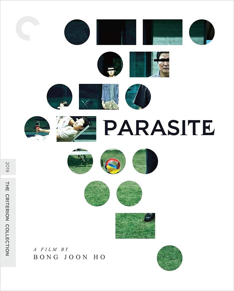 Parasite (2019) (Criterion Collection, 2 Blu-rays)