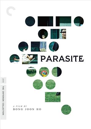 Parasite (2019) (Criterion Collection, 3 DVDs)