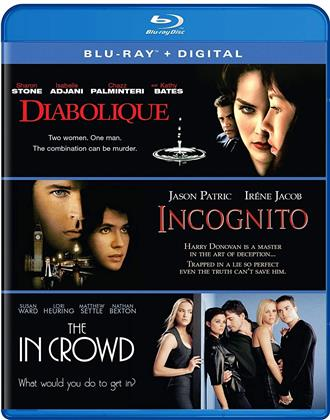 Incognito / Diabolique / The In Crowd