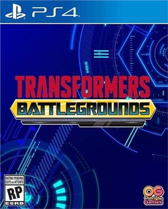 Transformers - Battlegrounds