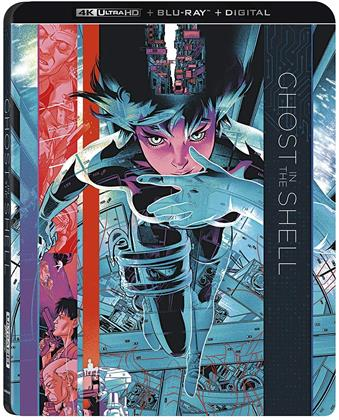 Ghost In The Shell (1995) (4K Ultra HD + Blu-ray)