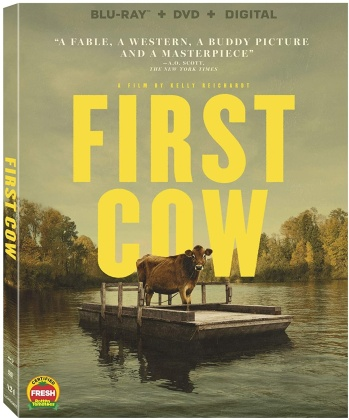 First Cow (2019) (Blu-ray + DVD)
