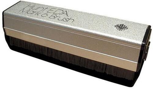 Hunt Eda Record Cleaning Brush Anti-Static Gold