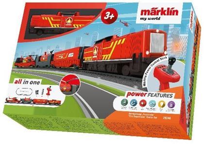 """Märklin my world - Startpackung """"Feuerwehr"""" (Akku)"""