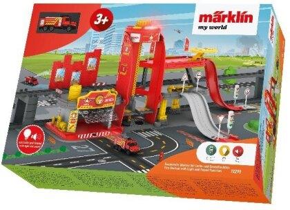Märklin my world - Feuerwehr Station