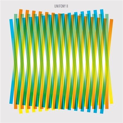 Minco Eggersman - Unifony II (2020 Reissue, Music On Vinyl, Gatefold, LP)