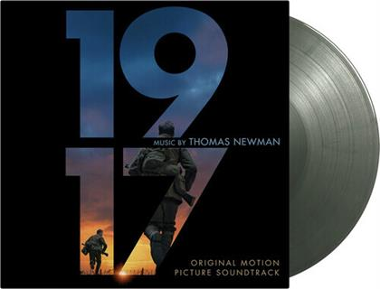 Thomas Newman - 1917 - OST (2020 Reissue, Music On Vinyl, Limited Edition, Green / Silver Vinyl, 2 LPs)
