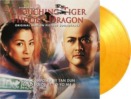 Crouching Tiger Hidden Dragon - OST (2020 Reissue, Music On Vinyl, Limited Edition, Flaming Vinyl, LP)