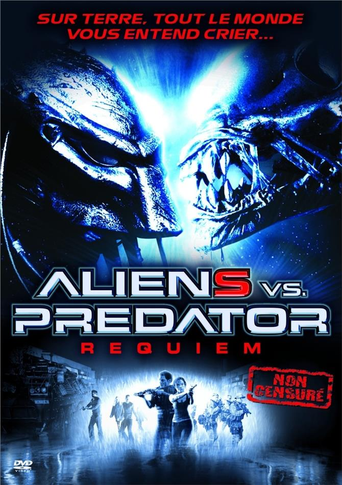Aliens vs. Predator 2 - Requiem (2007) (Unzensiert)