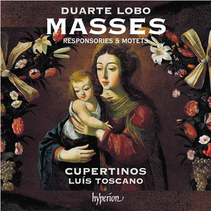 Duarte Lôbo (ca.1565-1646), Luís Toscano & Ensemble Cupertinos - Masses, Responsories & Motets
