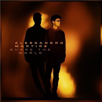 Alessandro Martire - Share The World (LP)