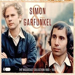 Simon & Garfunkel - The Broadcast Collection 1965-93 (4 CDs)
