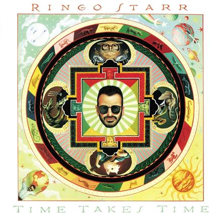 Ringo Starr - Time Takes Time (2020 Reissue, Music On Vinyl, Limited Edition, Green Marble Vinyl, LP)