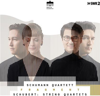 Schumann Quartett & Franz Schubert (1797-1828) - Fragment - Schubert String Quartets