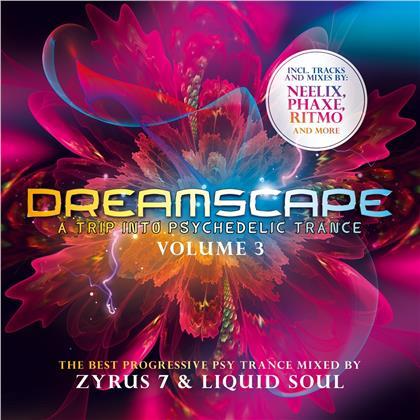 Zyrus 7 & Liquid Soul - Dreamscape Vol. 3 (2 CDs)