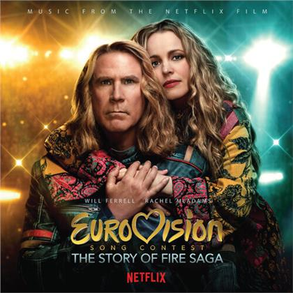 Eurovision Song Contest - Story Of Fire Saga - OST