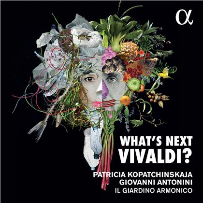 Antonio Vivaldi (1678-1741), Giovanni Antonini, Patricia Kopatchinskaja & Il Giardino Armonico - What's Next Vivaldi